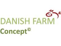 Danish farm conccept